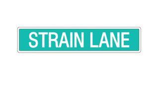 image feature Strain Lane