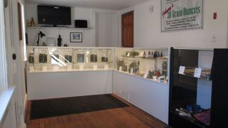 image feature Sweet Relief Shop, The Maine Marijuana Shop on Route 1