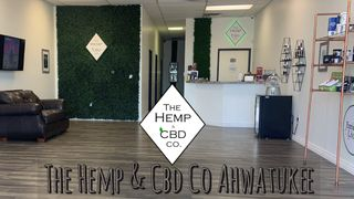 image feature The Hemp & Cbd Co - Phoenix (CBD only)