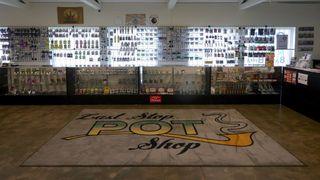image feature The Last Stop Pot Shop - Gold Bar