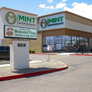 image feature The Mint Dispensary - Tempe