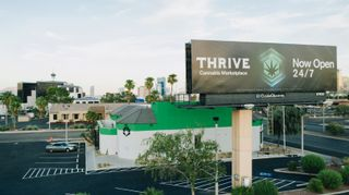 image feature Thrive Cannabis Marketplace -  West Sahara