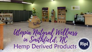 image feature Utopia Natural Wellness, LLC (CBD Only)