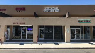 image feature West Coast Cannabis Club - Palm Desert