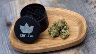 image feature Zen Leaf - Buchanan