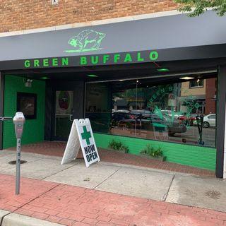 Green Buffalo - Campus Corner