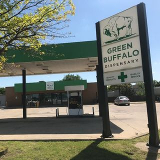 Green Buffalo - North Side