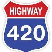 Highway 420 Seaside