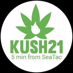 Kush21 - SeaTac Airport