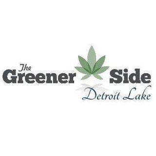 The Greener Side: Detroit Lake