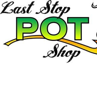 The Last Stop Pot Shop - Gold Bar