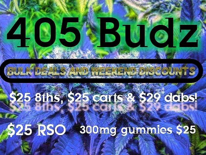 store photos 405 BUDZ (Open 24-7)