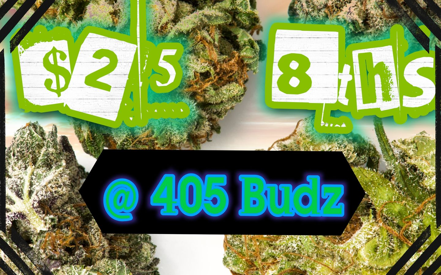 store photos 405 BUDZ (Open 24-7)