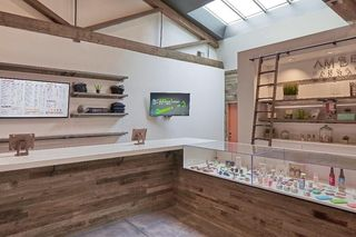 store photos Amberlight Cannabis House