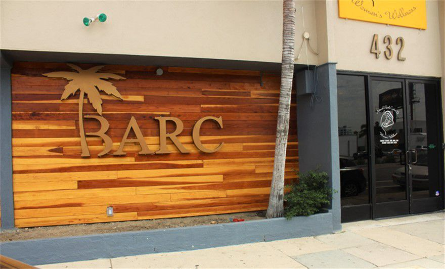 store photos BARC- Beverly Alternative Relief Collective
