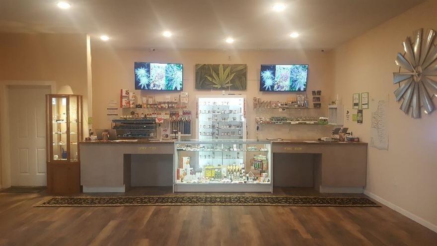 store photos Blazen Cannabis