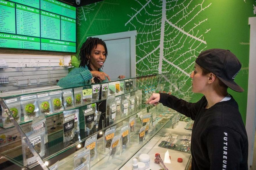 store photos Cannabis and Glass - Spokane