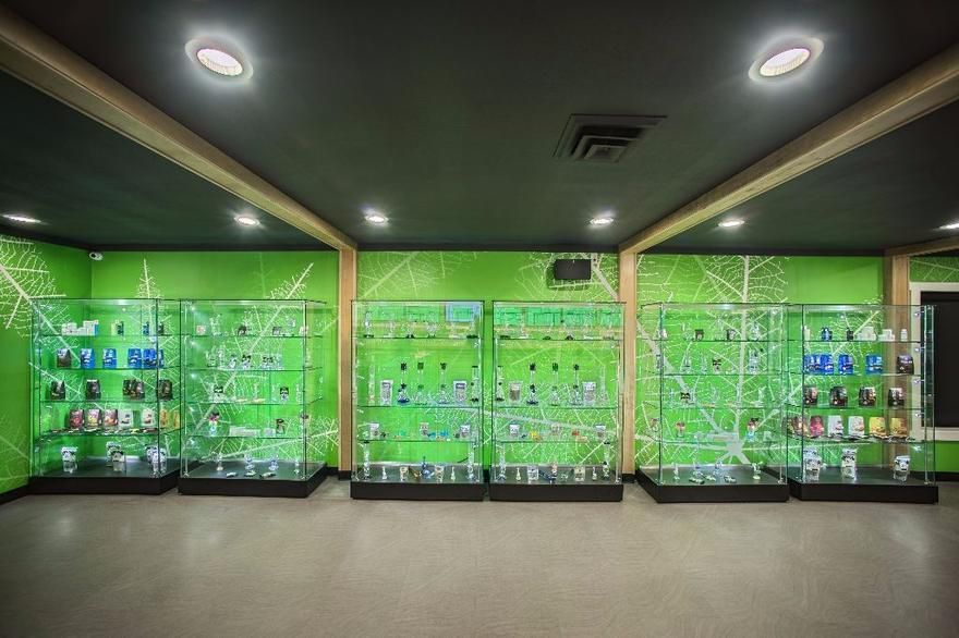 store photos Cannabis and Glass - Spokane Valley