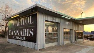 store photos Capitol Cannabis