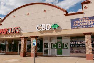 store photos Lotus Gold Dispensary by CBD Plus USA - North Meridian