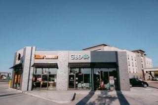 store photos Lotus Gold Dispensary by CBD Plus USA - El Reno