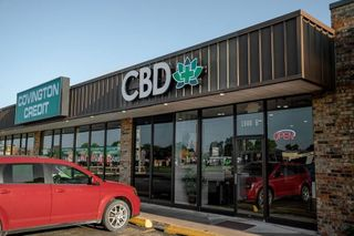 store photos Lotus Gold Dispensary by CBD Plus USA - Lawton
