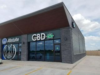 store photos Lotus Gold Dispensary by CBD Plus USA - OKC S Western