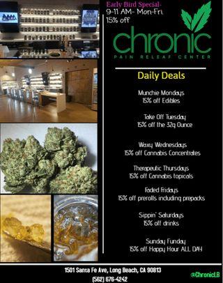 store photos Chronic Pain Releaf Center
