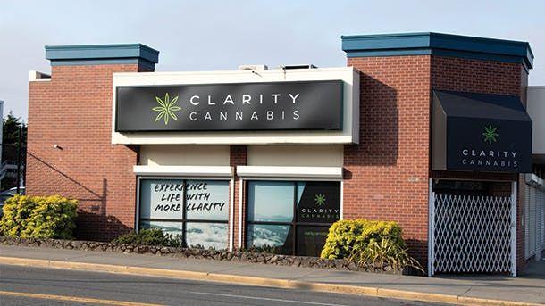 store photos Clarity Cannabis - Gorge Rd.