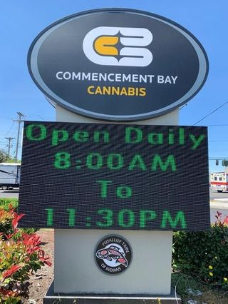 store photos Commencement Bay Cannabis - Fife
