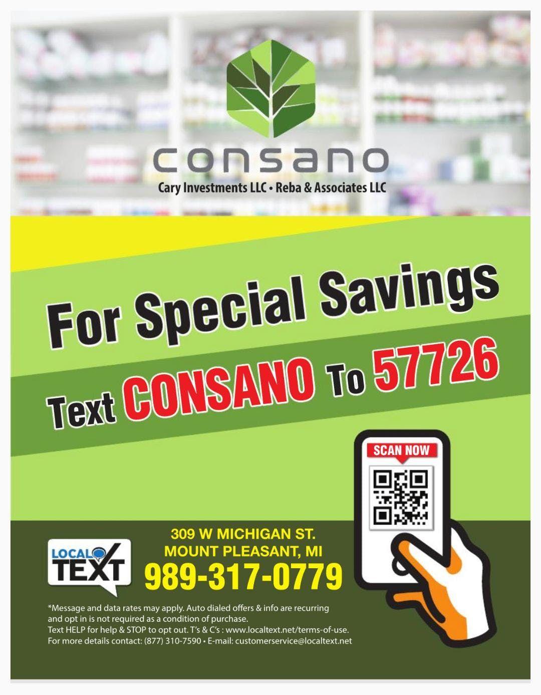 store photos Consano