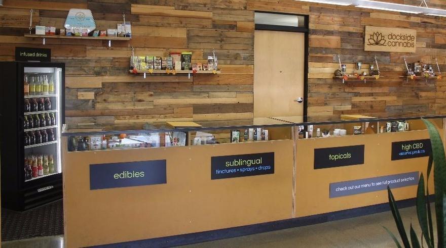store photos Dockside Cannabis in Shoreline