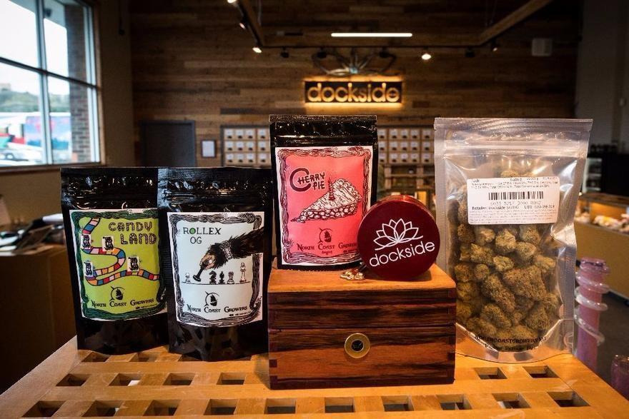 store photos Dockside Cannabis in SODO