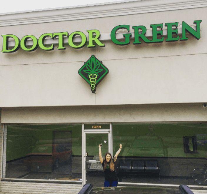 store photos Doctor Green - Bixby