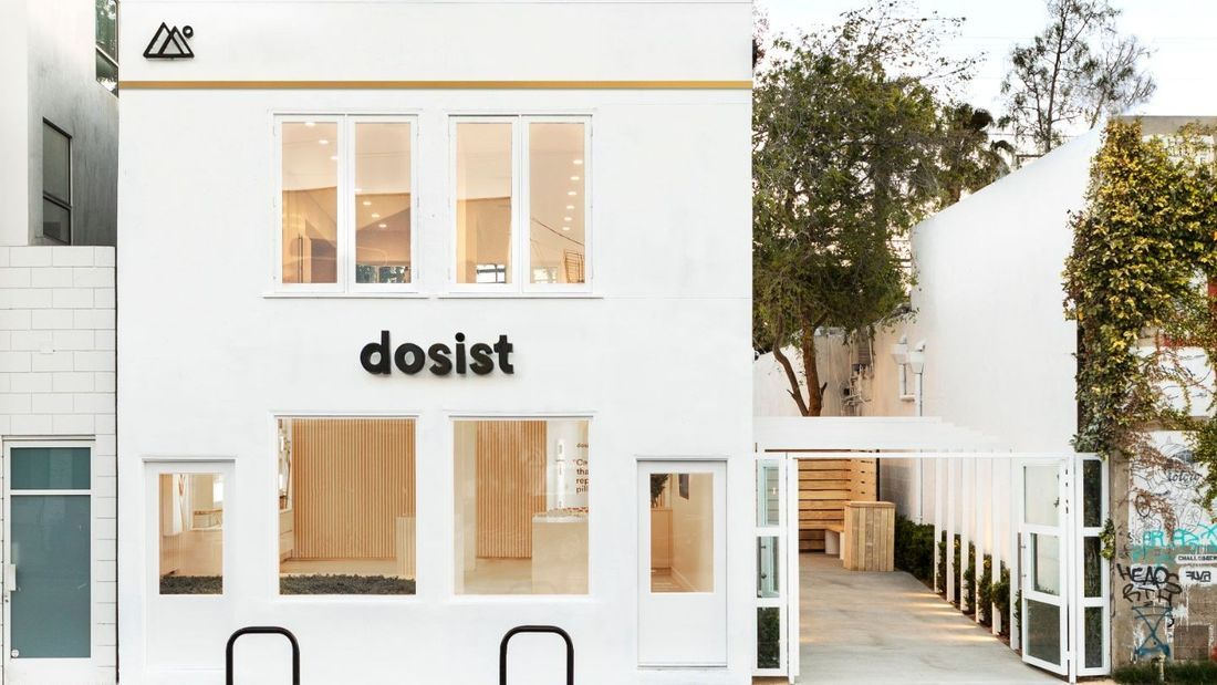 store photos dosist - Abbot Kinney