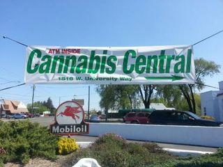 store photos Cannabis Central