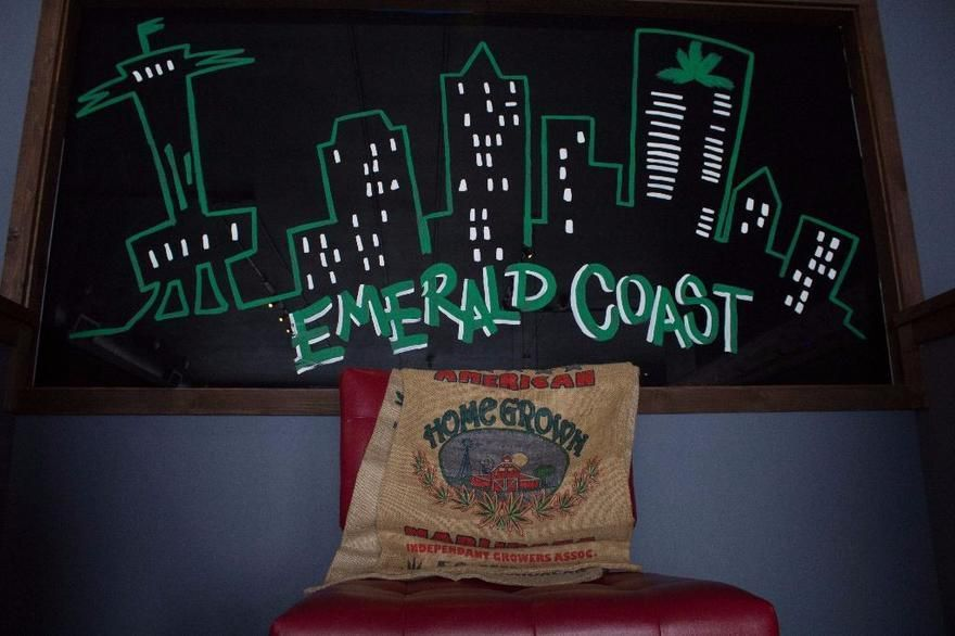 store photos Emerald Coast Cannabis