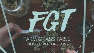 store photos Farm Grass Table - Hood River
