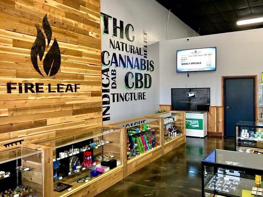 store photos Fire Leaf Dispensary - West OKC