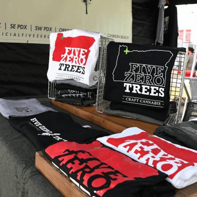 store photos Five Zero Trees Oregon City - NOW OPEN!!!