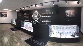 store photos Forward Cannabis