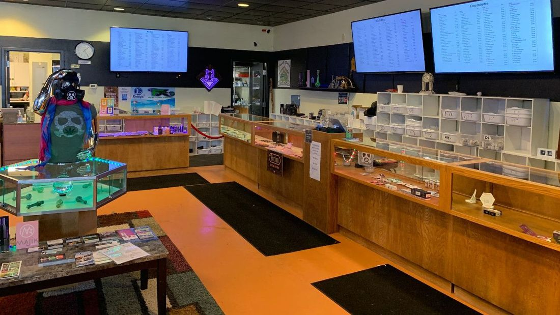 store photos FX420 Recreational Dispensary