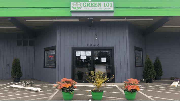 store photos Green 101