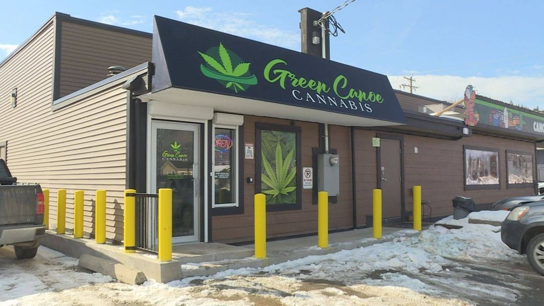 store photos Green Canoe Cannabis
