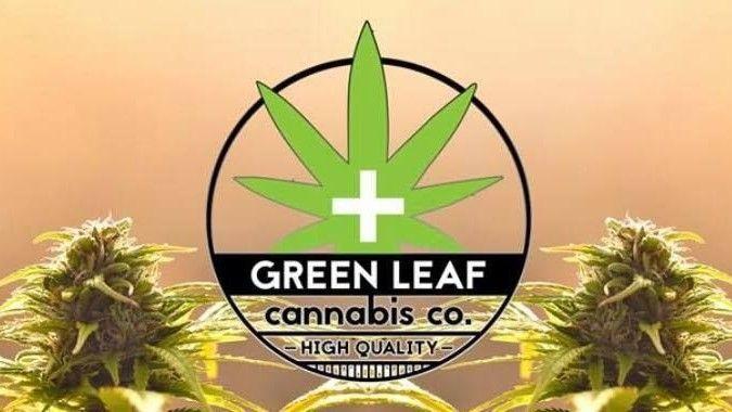 store photos Green Leaf Cannabis - Purcell