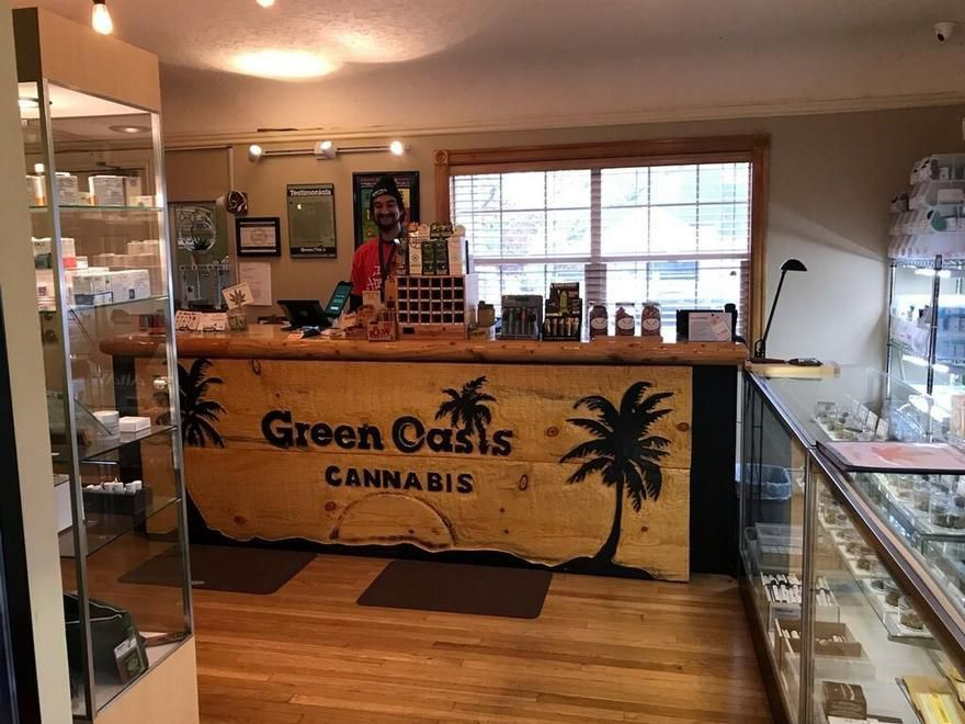 store photos Green Oasis