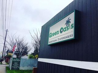 store photos Green Oasis NE