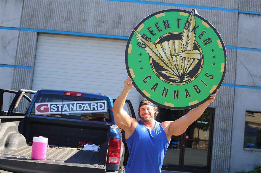 store photos Green Token Tacoma Cannabis