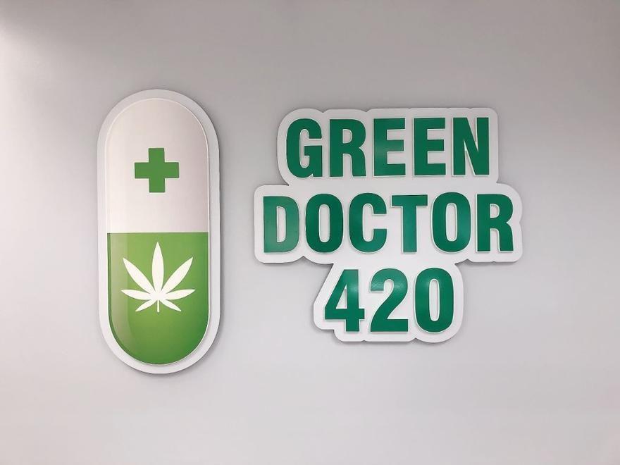 store photos Greendoctor 420