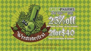 store photos Green Pharms Dispensary Mesa